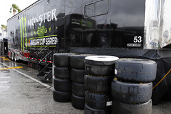 Monster Energy signage