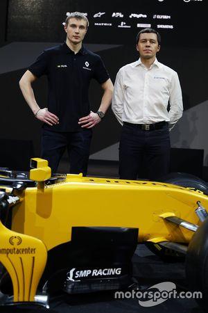 Sergey Sirotkin, Renault Sport F1 Team RS17 tercer piloto