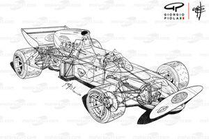 تفاصيل سيارة مارتش