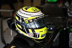 Helmet of Jenson Button, McLaren