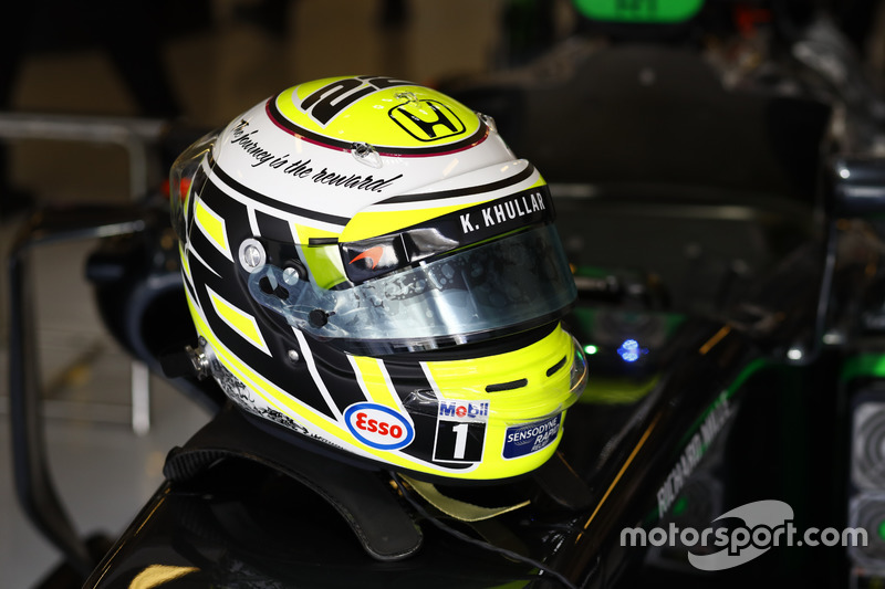 Abu Dhabi 2016 - Jenson Button, McLaren