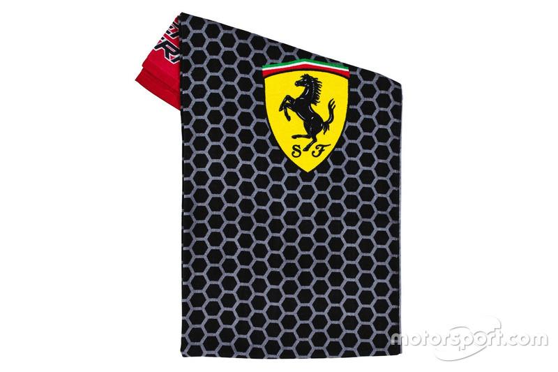Serviette de plage Scuderia Ferrari