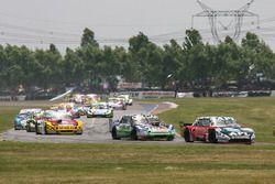 Juan Jose Ebarlin, Donto Racing Torino, Gaston Mazzacane, Coiro Dole Racing Chevrolet, Nicolas Bonel