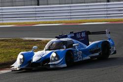 #25 Algarve Pro Racing Ligier JS P2 Nissan: Michael Munemann, Andrea Roda, Andrea Pizzitola