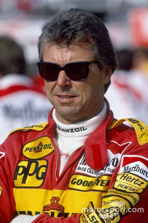 Rick Mears, Team Penske PC19 Chevrolet