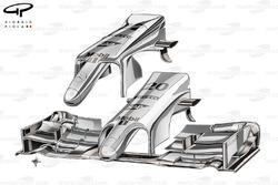 DUPLICATA : Le nez de la McLaren MP4-29