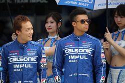 #12 カルソニック IMPUL GT-R, 安田裕信, ヤン・マーデンボロー