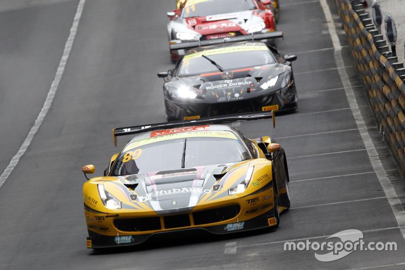 11. Hiroki Yoshimoto, HubAuto Racing, Ferrari 488 GT3
