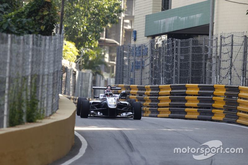 Op pole-position in Macau