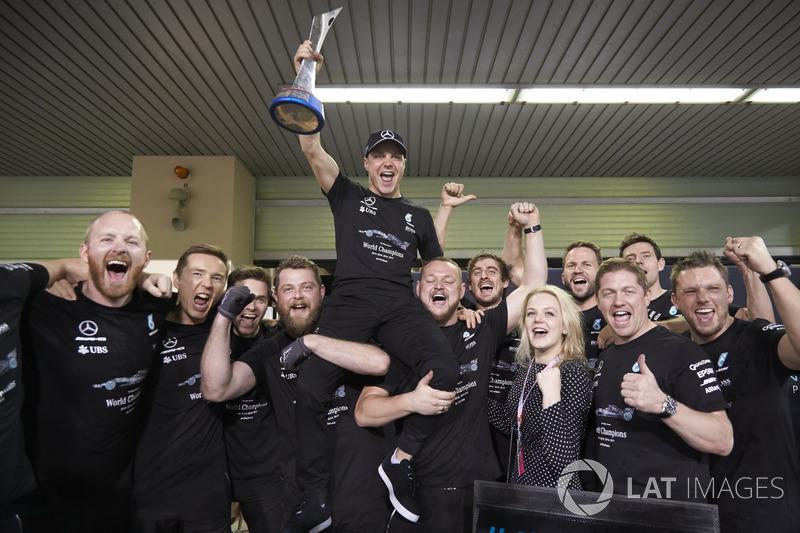 Valtteri Bottas, Mercedes AMG F1 (Ranking #45)
