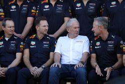 Paul Monaghan, Red Bull Racing Chief Engineer, Christian Horner, Red Bull Racing Team Principal, Dr