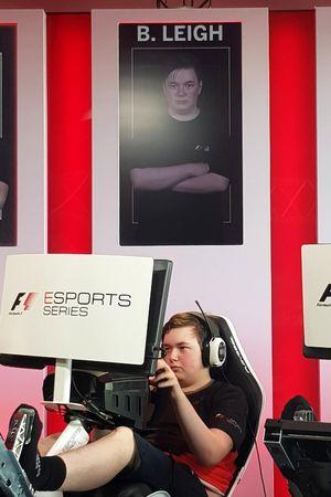 Brendon Leigh - 2017 F1 eSpor şampiyonu