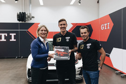 Juliane Gründl, Volkswagen Motorsport, Max Kruse, Benjamin Leuchter