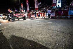 رقم 308 فريق بيجو سبورت، بيجو 3008 دي كاي آر: سيريل ديبريه ودايفيد كاستيرا