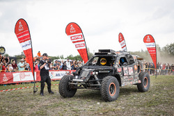 #347 Jeffries Dakar Rally: Том Коронель, Тім Коронель