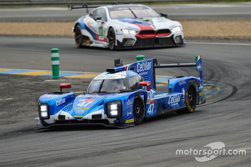 Felipe Nasr: #47 Cetilar Villorba Corse Dallara P217 Gibson