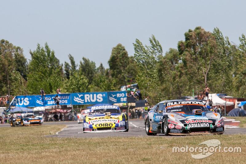 Christian Ledesma, Las Toscas Racing Chevrolet, Julian Santero, Dole Racing Torino, Josito Di Palma, Laboritto Jrs Torino