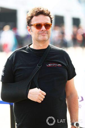 Gildo Pallanca Pastor, owner, Venturi Formula E
