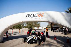 Ahmed Bin Khanen bereidt zich voor op ROC Factor Saudi Arabia