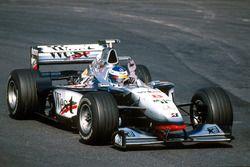 Mika Hakkinen, McLaren MP4-13