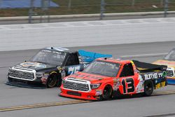 Cody Coughlin, ThorSport Racing Toyota Parker Kligerman, Henderson Motorsports Toyota