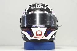 Scott Redding, Pramac Racing kask