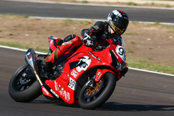 Dominic Schmitter, eighty one HPC-Power Suzuki Racing