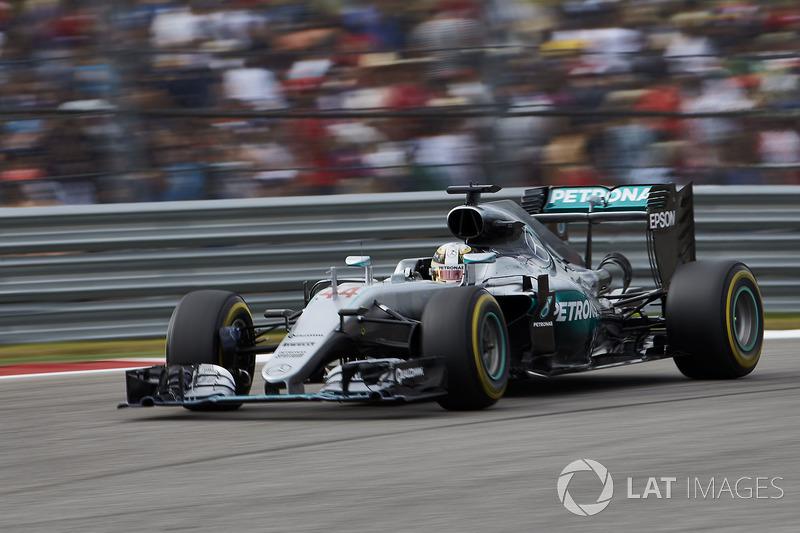 14. 2016 - Lewis Hamilton, Mercedes (72,4%)
