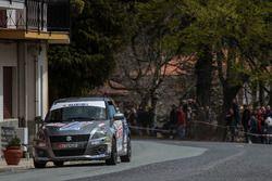 Giorgio Cogni, Gabriele Zanni, Suzuki Swift Sport 1600 R/R1B, Meteco Corse