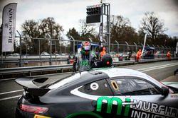 #77 Fox Motorsport Mercedes-AMG GT4: Michael Broadhurst