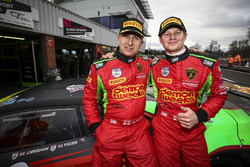 Pole position GT3 AM: #33 Barwell Motorsport Lamborghini Huracan GT3: Jon Minshaw, Phil Keen