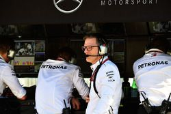 James Allison, Mercedes AMG F1 technisch directeur