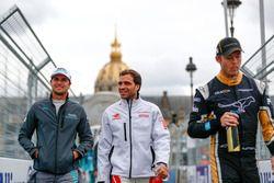 Nelson Piquet Jr., Jaguar Racing, Jérôme d'Ambrosio, Dragon Racing, Andre Lotterer, Techeetah