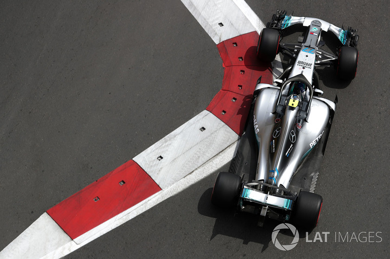 Valtteri Bottas, Mercedes-AMG F1 W09 EQ Power