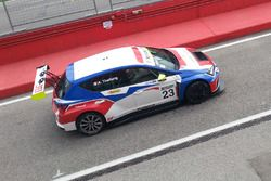 Alessandro Thellung, Seat Leon Racer