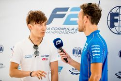 Tadasuke Makino, RUSSIAN TIME, Luca Ghiotto, Campos Racing