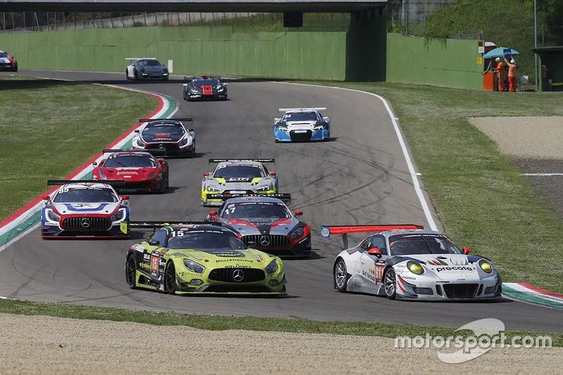 La primera cita de la temporada de las 24H SERIES Europe será en Estoril, tras posponerse hasta el 10-11 de julio las 12 Horas de Monza que se iban a disputar el 27-28 de marzo
