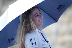 Sophia Flörsch, Van Amersfoort Racing Dallara F317 - Mercedes-Benz