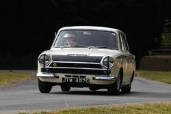 Andy Middlehurst Lotus Cortina