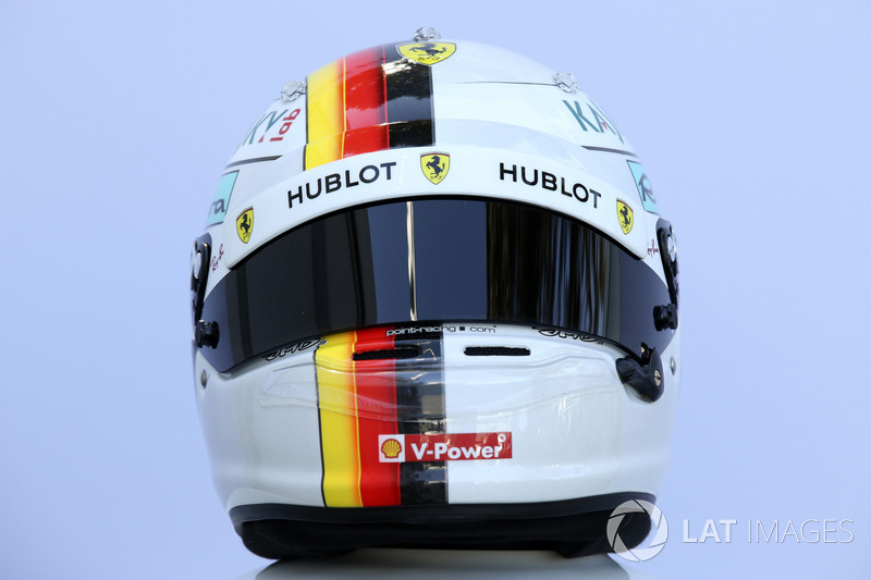 #5: Sebastian Vettel, Ferrari