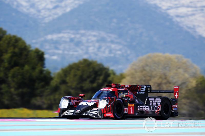 (LMP1) #1 Rebellion Racing Rebellion R-13: Andre Lotterer, Neel Jani, Bruno Senna