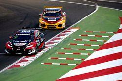 Benjamin Lessennes, Boutsen Ginion Racing Honda Civic Type R TCR, Tom Coronel, Boutsen Ginion Racing
