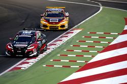 Benjamin Lessennes, Boutsen Ginion Racing Honda Civic Type R TCR, Tom Coronel, Boutsen Ginion Racing Honda Civic Type R TCR