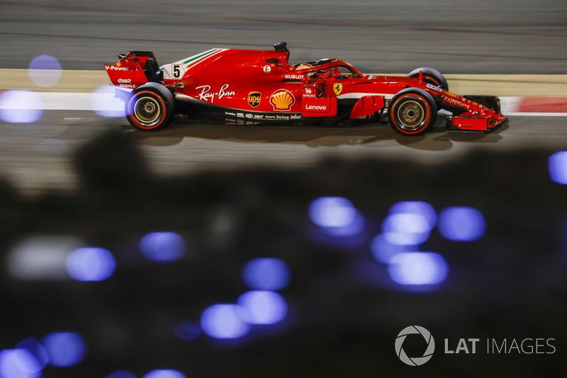 GP de Bahrein 2018