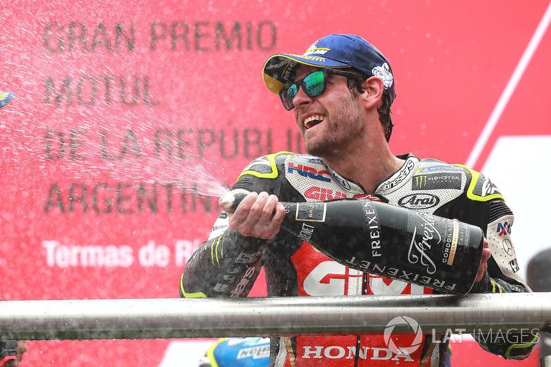 Кэл Кратчлоу – лучший частник MotoGP (пусть и не по очкам)