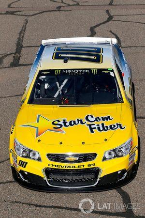 Деррик Коуп, StarCom Racing Chevrolet SS