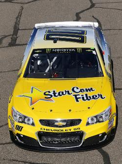 Derrike Cope, StarCom Racing, StarCom Fiber\Ashurst American Honey Chevrolet SS