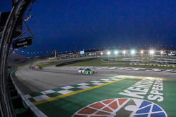 Ben Rhodes, ThorSport Racing, Ford F-150 Alpha Energy Solutions, bandera a cuadros