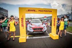 Pole position, Norbert Michelisz, BRC Racing Team Hyundai i30 N TCR