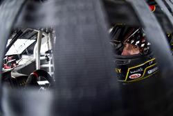 Daniel Suarez, Joe Gibbs Racing, Toyota Camry STANLEY